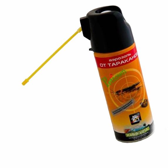 Аэрозоль от тараканов