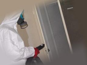 Защитный костюм для дезинфекции