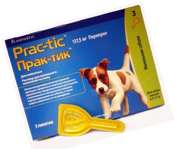 капли практик для собак инструкция по применению - фото 10