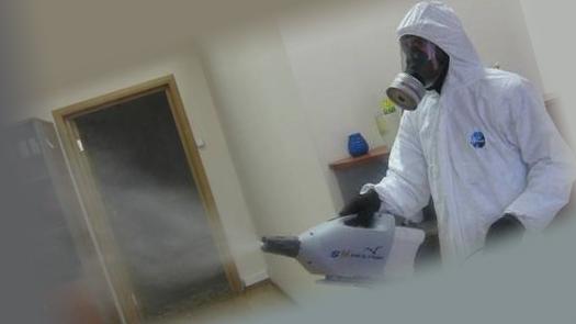 Дезинфекция квартиры с помощью тумана