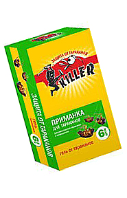 Киллер от тараканов