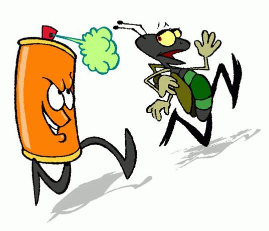 Травля клопов химическими препаратами