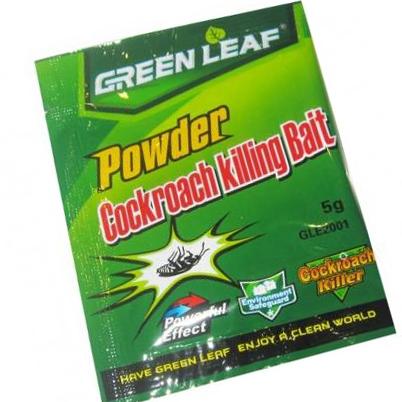 Порошок от тараканов Green Leaf
