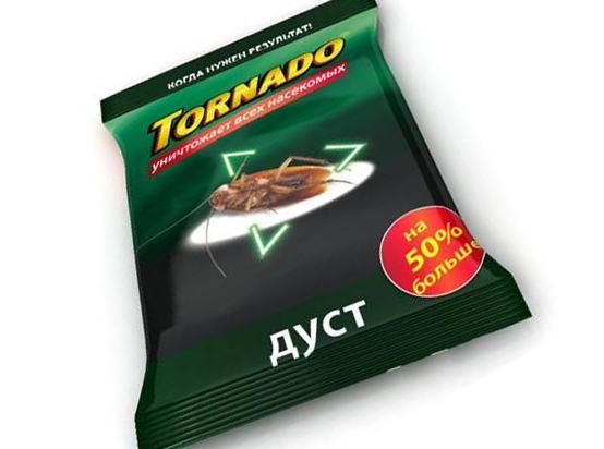 Порошок от тараканов Торнадо