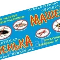 Мелок от тараканов Машенька: способы применения