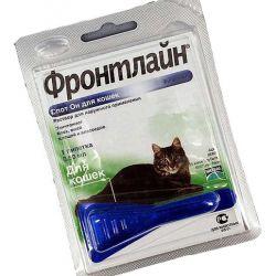 Как правильно использовать средство от блох для котов?