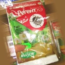 Регент от тараканов: эффективен ли он при травле насекомых
